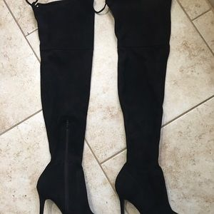 Ladies preowned Thigh High Boots